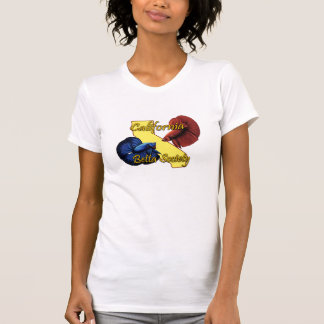 California Betta Society Ladies Scoop Neck T-Shirt