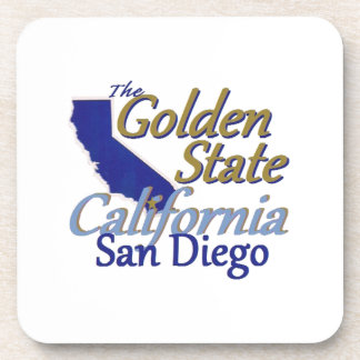 CALIFORNIA BEVERAGE COASTERS
