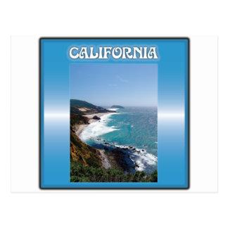 California Big Sur Ocean View Postcards