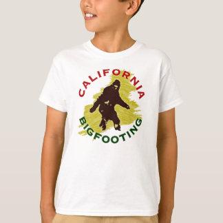California Bigfooting T-Shirt