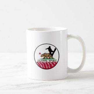 California Boarders Coffee Mug