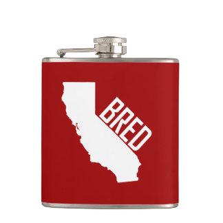 California Bred Hip Flask