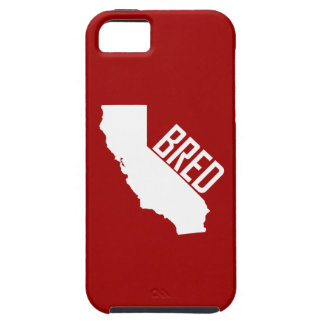 California Bred iPhone 5 Cover