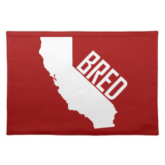 California Bred Placemat
