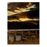 California Bridge Sunrise