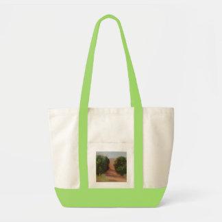 California Canvas Tote Bag
