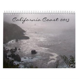 California Coast 2013 Calendars