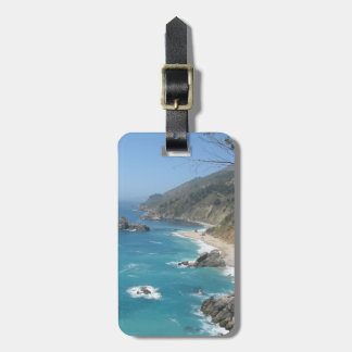 California Coast- Big Sur Luggage Tag