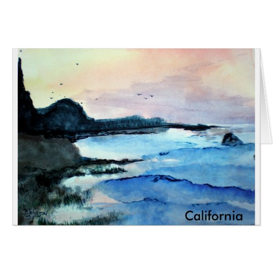 California Coast Card