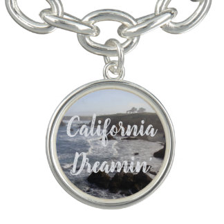 California Coast Morning Dream Charm Bracelets