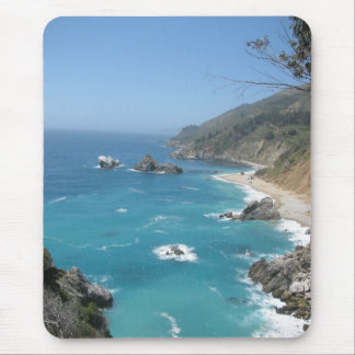 California Coast Mouse Pad