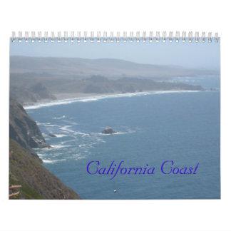 California Coast Wall Calendars