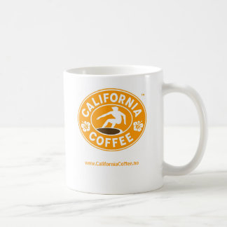 California Coffee Coffee Mug