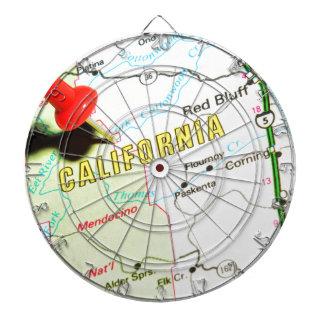 California Dartboard