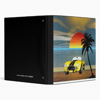 California Dreamin Binder