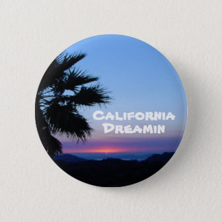 California Dreamin Button