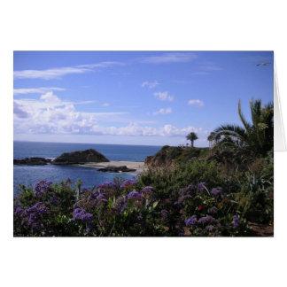California Dreamin' - Laguna Beach Greeting Cards