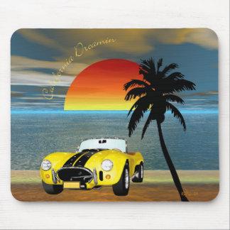 California Dreamin Mouse Pad