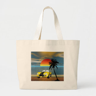 California Dreamin mp Large Tote Bag