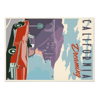 California Dreaming postcard