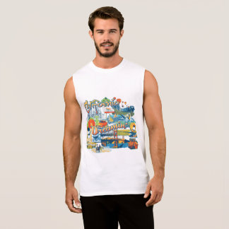 California Dreaming Sleeveless Shirt