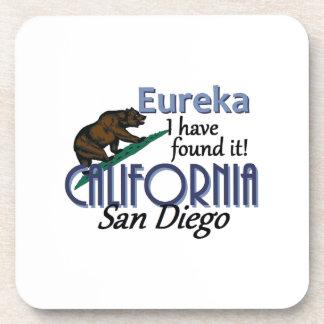 CALIFORNIA DRINK COASTERS