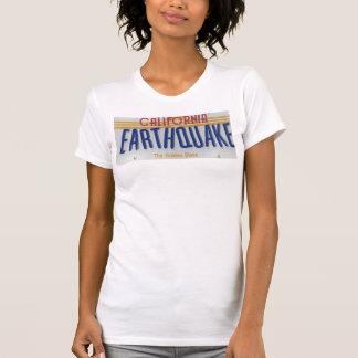 california earthquake T-Shirt