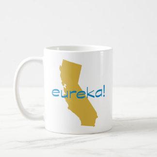 California EUREKA Coffee Mug