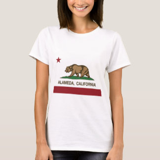 california flag alameda T-Shirt