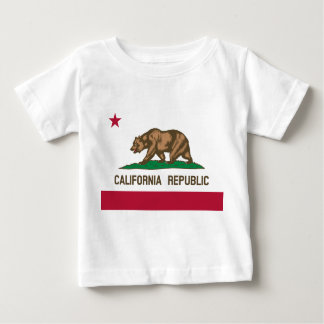 California Flag Baby T-Shirt