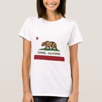california flag carmel T-Shirt