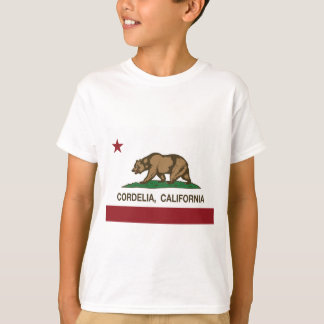 california flag cordelia T-Shirt