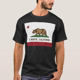 california flag el monte T-Shirt