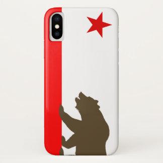 California Flag inspired iPhone Case