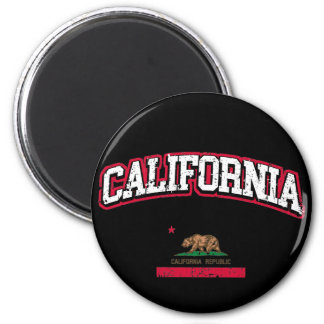 California Flag Magnet