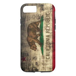 California Flag Vibe iPhone 7 case