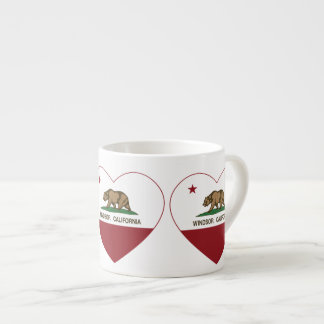 california flag windsor heart espresso cup