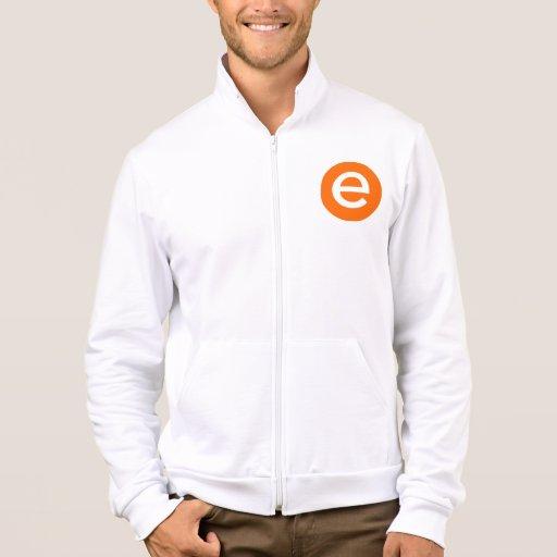 """California Fleece Zip Jogger with Vemma """"E"""" Tee Shirts"""
