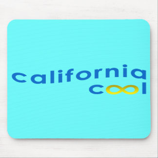 California - forever - cool mouse pad