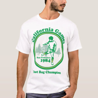California Games Melang Tee