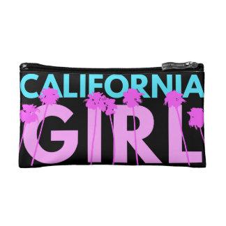 California Girl Cosmetic Bags