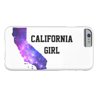 California Girl Galaxy Barely There iPhone 6 Case
