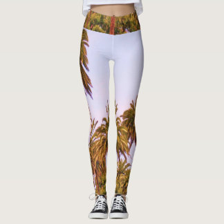CALIFORNIA GIRL  leggings