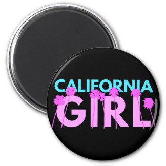 California Girl Magnet
