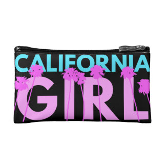 California Girl Makeup Bag