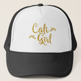 California Girl Trucker Hat