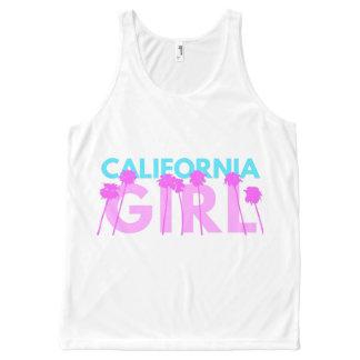 California Girl White