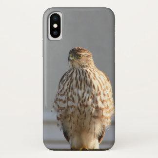 California Hawk iPhone X case