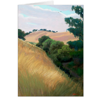 California Hills Card