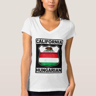 California Hungarian American Tee